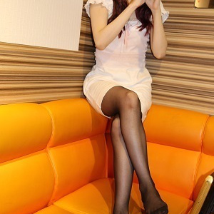 激安まとめ売り♡20歳超スレンダー美人OL受付嬢後編(黒ストッキング+黒タイツ)