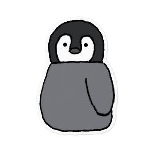肯定ペンギン。