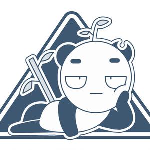 【オリジナルブランド】ブシオTシャツ(パンダ注意)