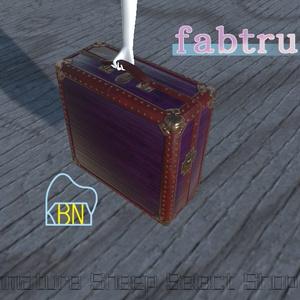 トランク『fabtru』 - KBNY △846