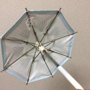 《卓上傘》中華風味、鳥デザイン