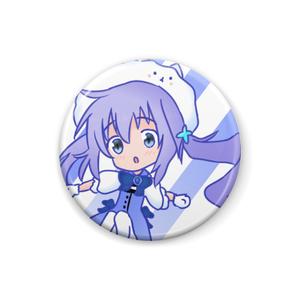 魔法少女チノちゃん缶バッチ