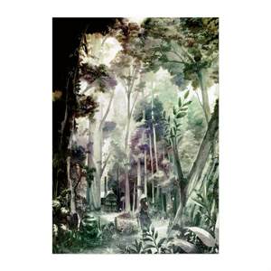ポスター「はじまりの森」/ Poster