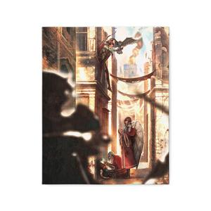 キャンバス「目の前の者たち」/ Canvas print