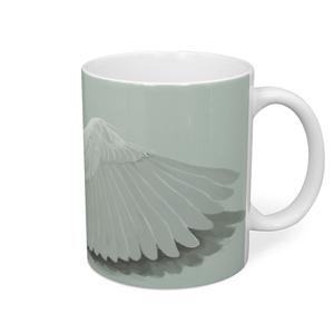 マグカップ「翼の子」/ Mug