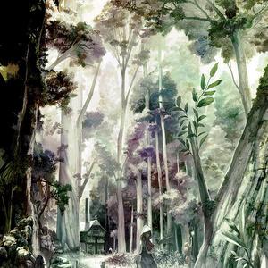 【A1ポスター】はじまりの森