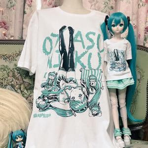 おやすミクTシャツ(マスター&ドール用セット)