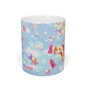 あすかちゃんマグカップ