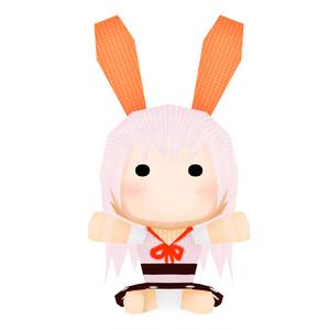 ミルおっさん人形