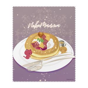 ねこまんまクリーニングクロス:秋のパンケーキ