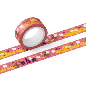 ねこまんまマスキングテープ:ハロウィン