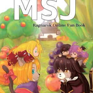 【RO】M.S.J(まいたけしめじょ合同誌)ROイラスト集