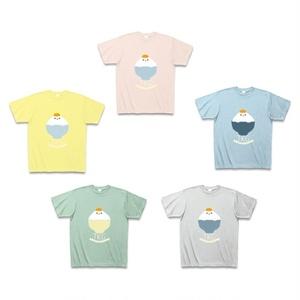 タマゴカケゴマフ Tシャツ パステル ユニセックス