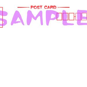 りずむらいすポストカード②
