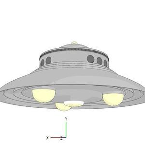 ufo アダムスキーtype
