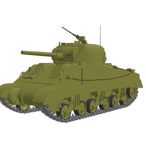 M4シャーマン初期型