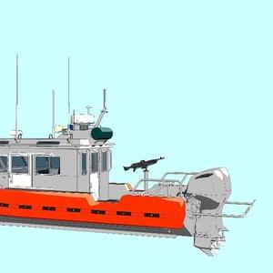Response Boat-Small