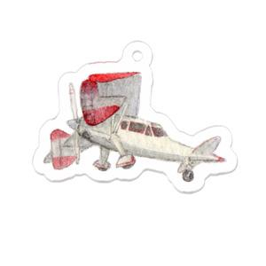 MiG-8 ウートカ アクリルキーホルダー