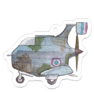 ACA-5アクリルキーホルダー