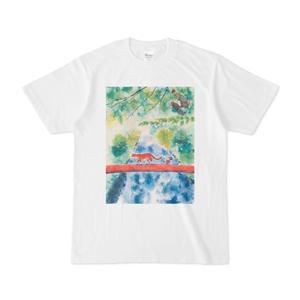 猫の橋Tシャツ(Bridge for Cat T-shirt)