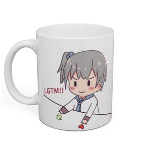 きりみんちゃんマグカップ