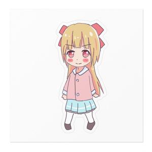 SDきりのんちゃんステッカー