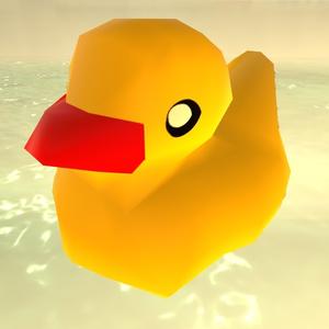 お風呂のアヒル [BLOCK2]