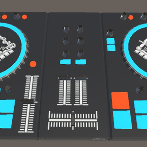 DJ Booth [BLOCK2]