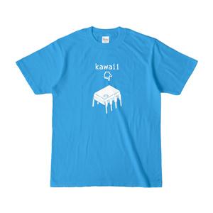 8-pin DIP kawaii T-shirt (Turquoise)