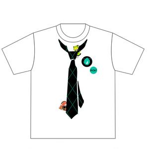 【受注生産】マッチ売りTシャツ 青