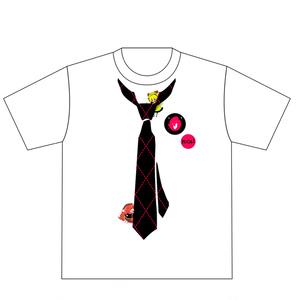 【受注生産】マッチ売りTシャツ 赤