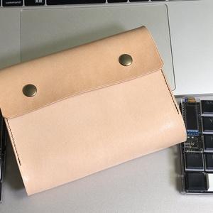 牛本革キーボードケース Helix専用ケース(ロープロファイル用)