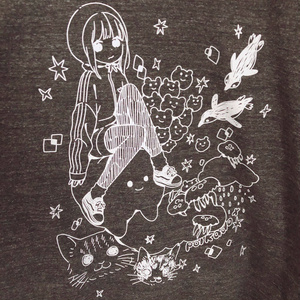 TシャツL