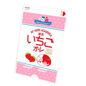 【ヒロアカ】スマホスタンド(ドット)