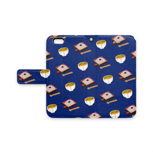 蕎麦カツ丼iPhoneケース