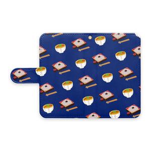 蕎麦カツ丼Androidケース