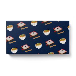 蕎麦カツ丼モバイルバッテリー