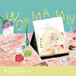 【CD】「WOMANⅣ」小林 佳ソロALBUM