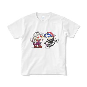美味しいYummySweetTシャツ(短納期) ホワイト