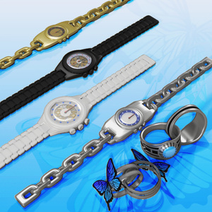 POSER【WristWatch&Rings】LPG用