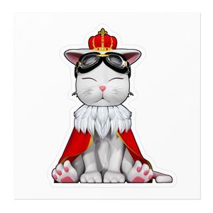 ステッカー★猫02