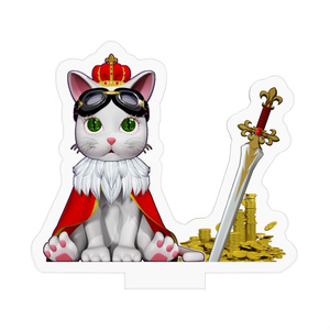 アクリルフィギュア ★猫