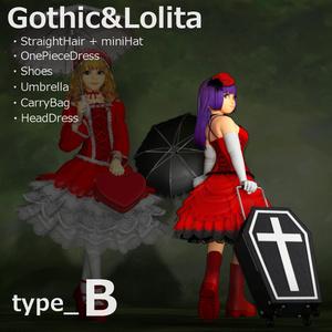 POSER11(Superfly)【Gothic_B】LPG専用