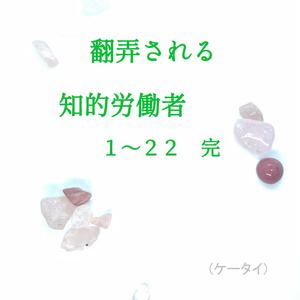 翻弄される知的労働者 01-22 完(ケータイ)