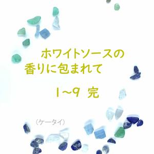 ホワイトソースの香りに包まれて 1-9 完(ケータイ)