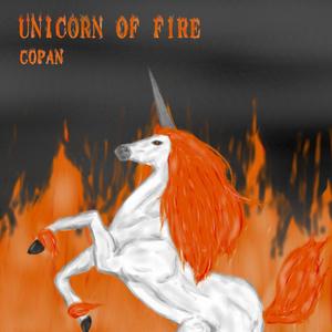 UNICORN OF FIRE