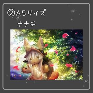 クリアポスター【NEW】