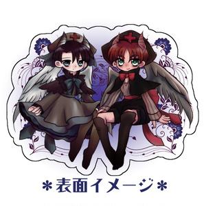 Eren&Levi アクキー