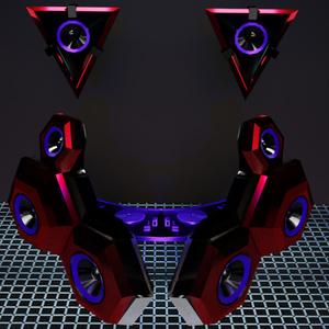 [3Dモデル] DJPOD -NINE-