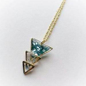 A3!/斑鳩三角イメージネックレス